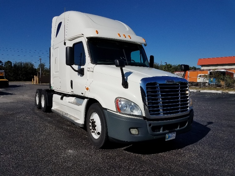 Sleeper Tractor-Heavy Duty Tractors-Freightliner-2012-Cascadia 12564ST-ORLANDO-FL-545,250 miles-$41,250