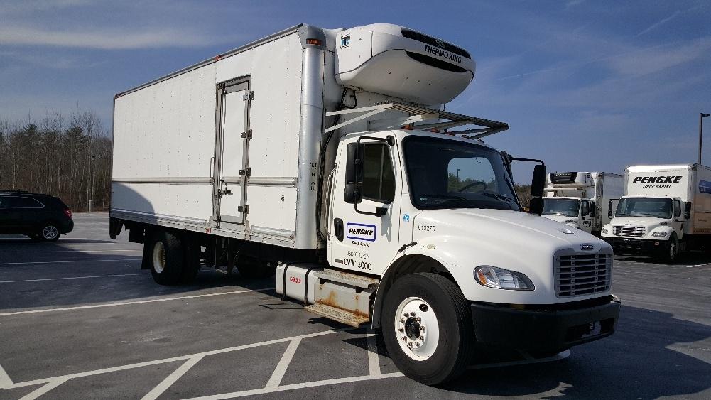 Reefer Truck-Light and Medium Duty Trucks-Freightliner-2012-M2-NORTON-MA-201,238 miles-$34,500