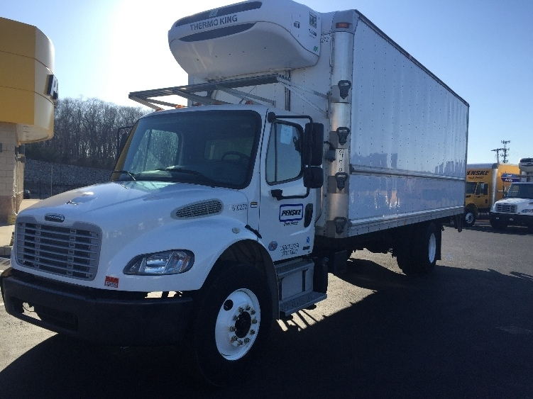 Reefer Truck-Light and Medium Duty Trucks-Freightliner-2012-M2-NEW BEDFORD-MA-167,214 miles-$40,250