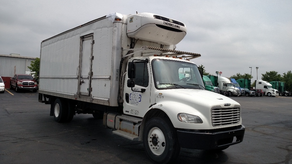 Reefer Truck-Light and Medium Duty Trucks-Freightliner-2012-M2-INDIANAPOLIS-IN-228,844 miles-$37,750