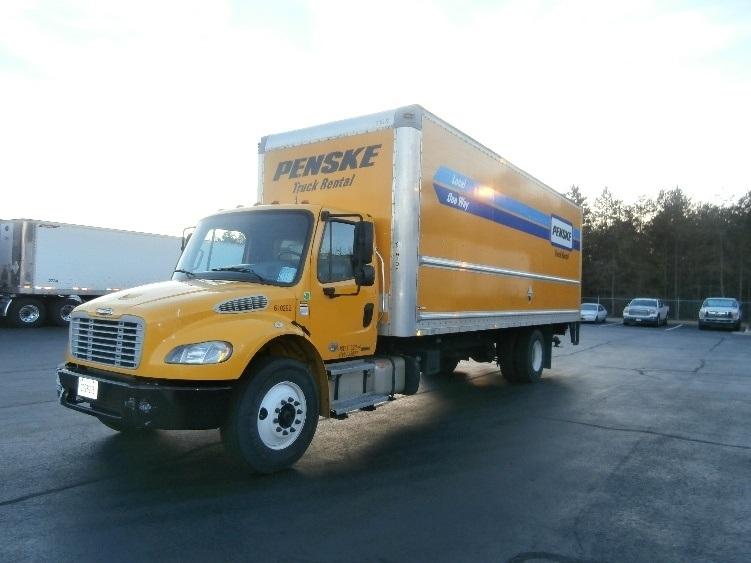 Medium Duty Box Truck-Light and Medium Duty Trucks-Freightliner-2012-M2-WINSTON SALEM-NC-297,719 miles-$26,250