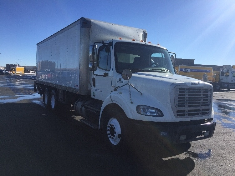 Medium Duty Box Truck-Heavy Duty Tractors-Freightliner-2011-M211264S-DENVER-CO-356,702 miles-$43,000
