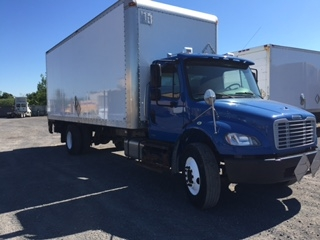 Medium Duty Box Truck-Light and Medium Duty Trucks-Freightliner-2011-M2-MONTREAL-PQ-244,855 km-$35,750