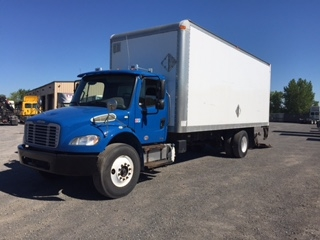 Medium Duty Box Truck-Light and Medium Duty Trucks-Freightliner-2011-M2-MONTREAL-PQ-253,874 km-$35,250