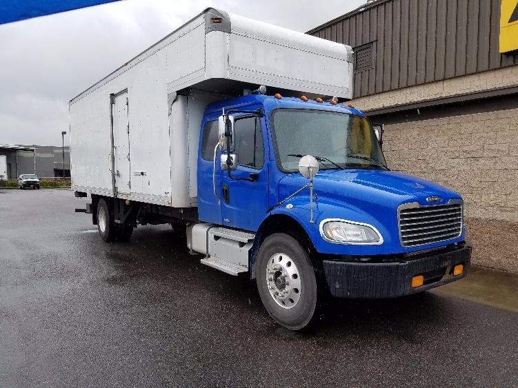Medium Duty Box Truck-Light and Medium Duty Trucks-Freightliner-2011-M2-PORTLAND-OR-359,136 miles-$22,250