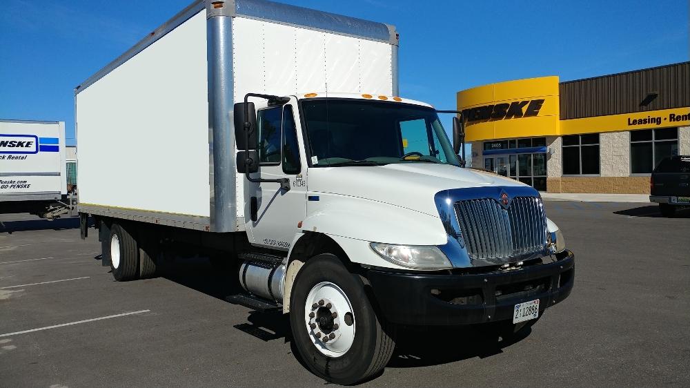 Medium Duty Box Truck-Light and Medium Duty Trucks-International-2012-4300-MOBILE-AL-129,324 miles-$28,250