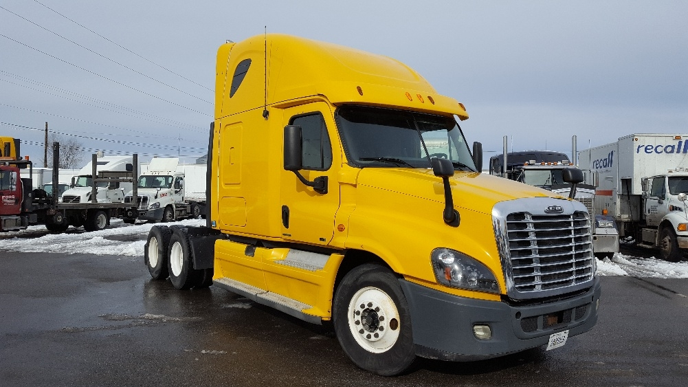 Sleeper Tractor-Heavy Duty Tractors-Freightliner-2012-Cascadia 12564ST-CAPITOL HEIGHTS-MD-543,780 miles-$37,750