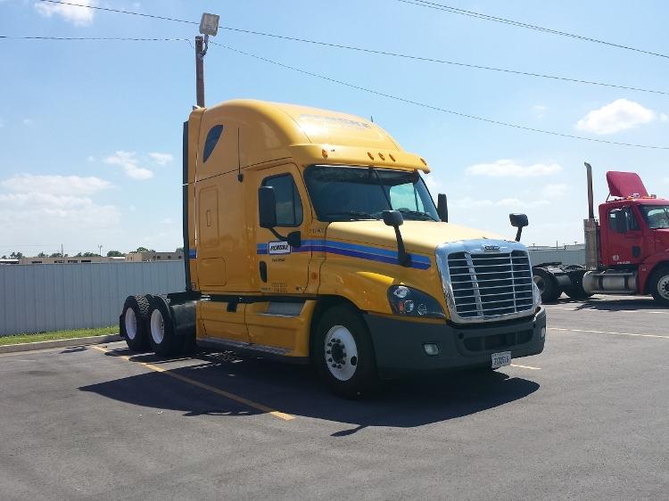 Sleeper Tractor-Heavy Duty Tractors-Freightliner-2012-Cascadia 12564ST-OKLAHOMA CITY-OK-471,408 miles-$38,000