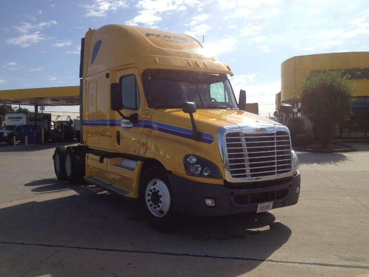 Sleeper Tractor-Heavy Duty Tractors-Freightliner-2012-Cascadia 12564ST-ELK GROVE VILLAGE-IL-498,242 miles-$37,750
