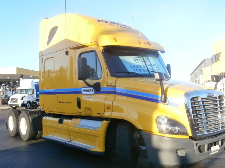 Sleeper Tractor-Heavy Duty Tractors-Freightliner-2012-Cascadia 12564ST-RICHLAND-MS-601,053 miles-$35,250