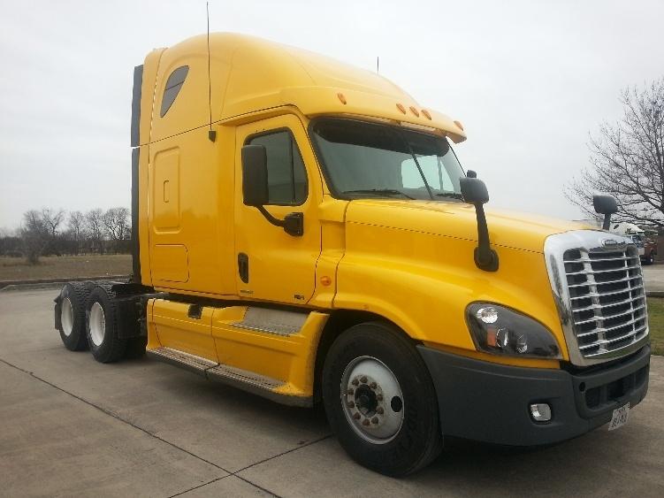 Sleeper Tractor-Heavy Duty Tractors-Freightliner-2012-Cascadia 12564ST-BUFFALO-NY-503,159 miles-$42,000