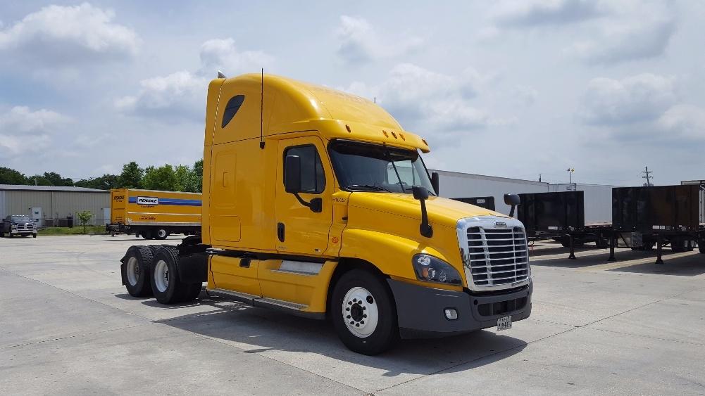 Sleeper Tractor-Heavy Duty Tractors-Freightliner-2012-Cascadia 12564ST-BATON ROUGE-LA-435,411 miles-$38,750