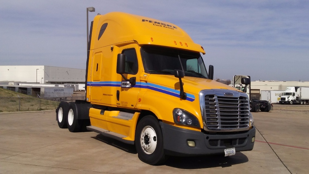 Sleeper Tractor-Heavy Duty Tractors-Freightliner-2012-Cascadia 12564ST-RICHLAND-MS-436,225 miles-$37,250