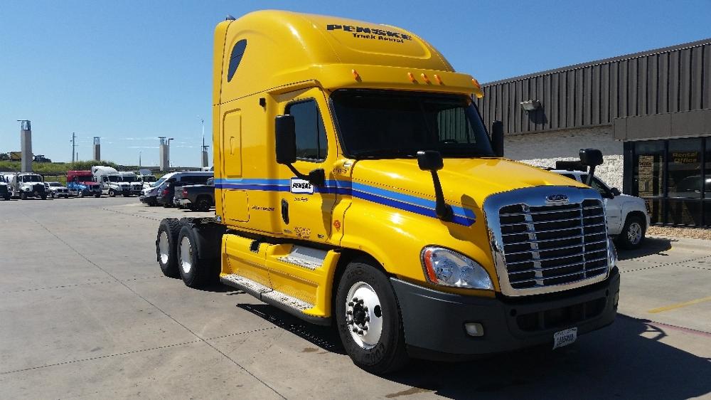 Sleeper Tractor-Heavy Duty Tractors-Freightliner-2012-Cascadia 12564ST-OKLAHOMA CITY-OK-538,598 miles-$35,750
