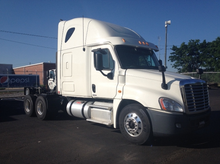 Sleeper Tractor-Heavy Duty Tractors-Freightliner-2012-Cascadia 12564ST-BIRMINGHAM-AL-489,006 miles-$40,250