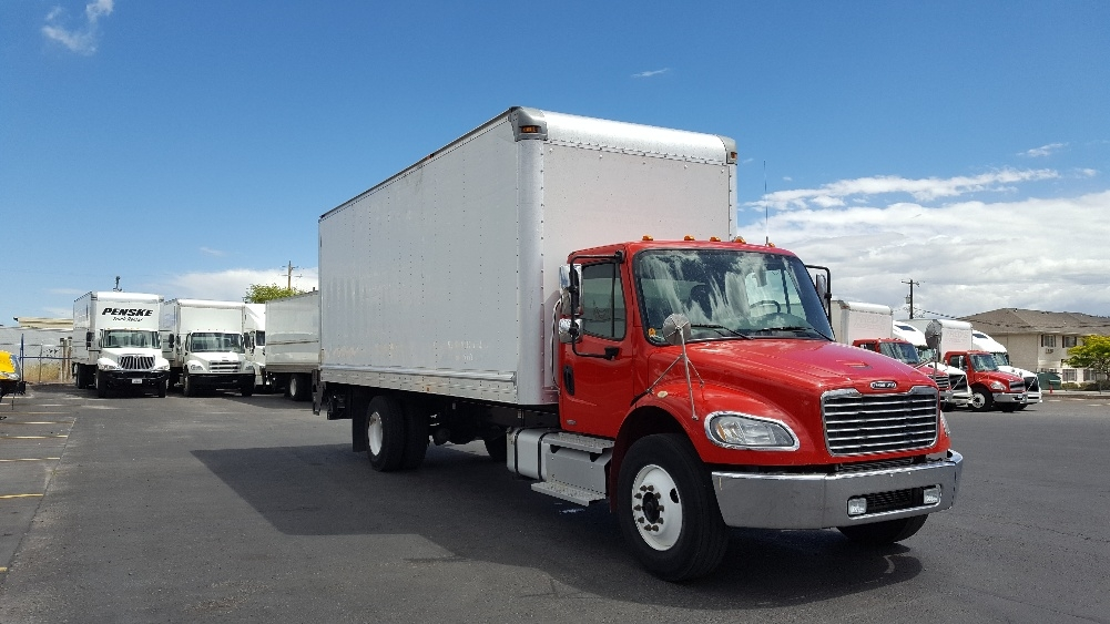 Medium Duty Box Truck-Light and Medium Duty Trucks-Freightliner-2012-M2-SPOKANE VALLEY-WA-169,642 miles-$39,500