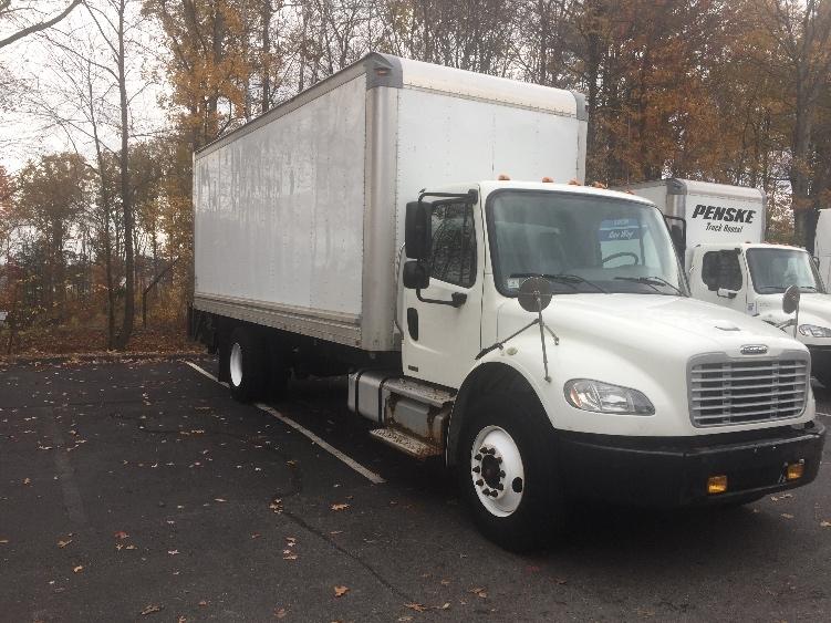 Medium Duty Box Truck-Light and Medium Duty Trucks-Freightliner-2011-M2-FRANKLIN-MA-230,781 miles-$28,500