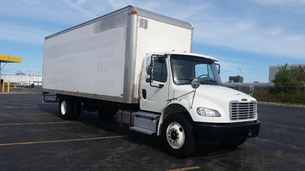 Medium Duty Box Truck-Light and Medium Duty Trucks-Freightliner-2012-M2-STE-FOY-PQ-113,645 km-$49,500