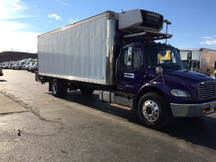 Reefer Truck-Light and Medium Duty Trucks-Freightliner-2012-M2-JESSUP-MD-283,101 miles-$37,000