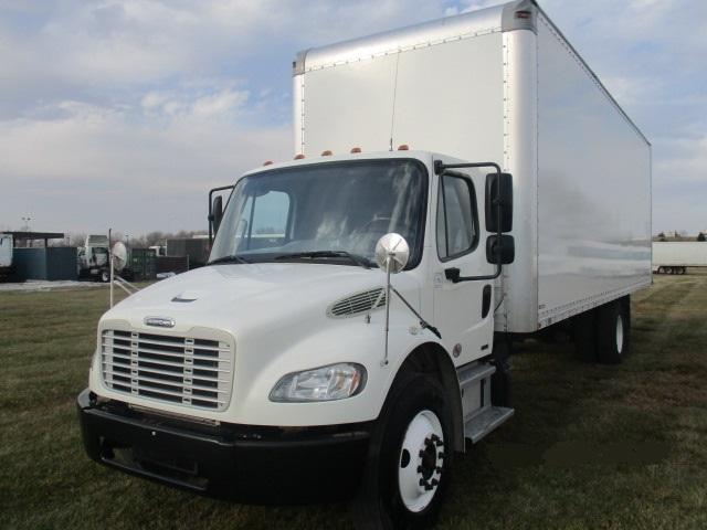 Medium Duty Box Truck-Light and Medium Duty Trucks-Freightliner-2011-M2-OMAHA-NE-165,067 miles-$30,000