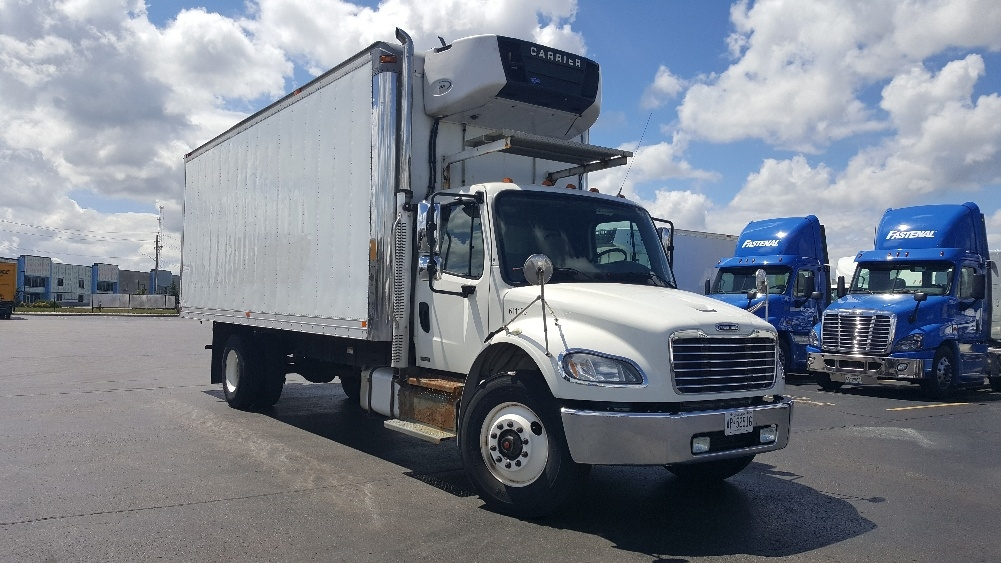 Reefer Truck-Light and Medium Duty Trucks-Freightliner-2012-M2-CAMBRIDGE-ON-427,814 km-$40,750