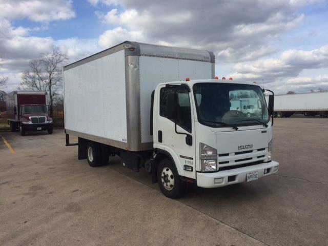 Medium Duty Box Truck-Light and Medium Duty Trucks-Isuzu-2011-NPR-HAMMOND-LA-148,628 miles-$20,500