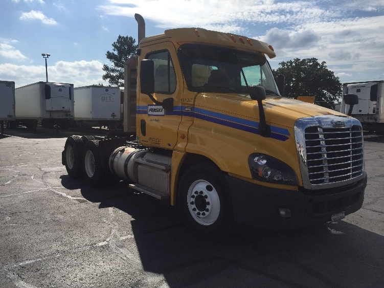 Day Cab Tractor-Heavy Duty Tractors-Freightliner-2012-Cascadia 12564ST-TULSA-OK-378,776 miles-$29,000