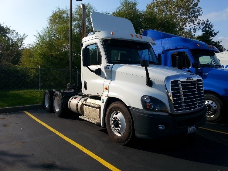 Day Cab Tractor-Heavy Duty Tractors-Freightliner-2012-Cascadia 12564ST-LENEXA-KS-410,144 miles-$51,250