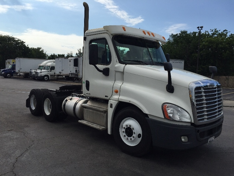 Day Cab Tractor-Heavy Duty Tractors-Freightliner-2012-Cascadia 12564ST-TULSA-OK-229,951 miles-$47,250