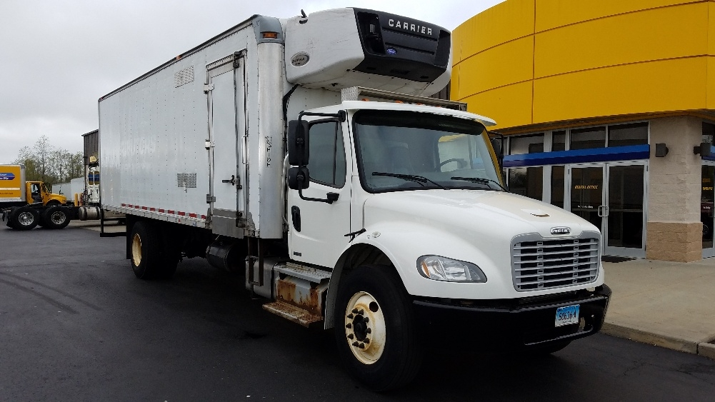 Reefer Truck-Light and Medium Duty Trucks-Freightliner-2012-M2-WEST HAVEN-CT-289,803 miles-$24,000