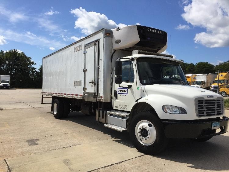 Reefer Truck-Light and Medium Duty Trucks-Freightliner-2012-M2-WATERBURY-CT-238,650 miles-$30,000