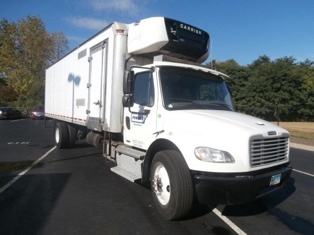 Reefer Truck-Light and Medium Duty Trucks-Freightliner-2012-M2-WATERBURY-CT-233,056 miles-$30,250