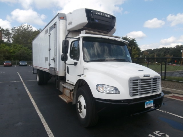 Reefer Truck-Light and Medium Duty Trucks-Freightliner-2012-M2-WEST HAVEN-CT-216,747 miles-$35,250