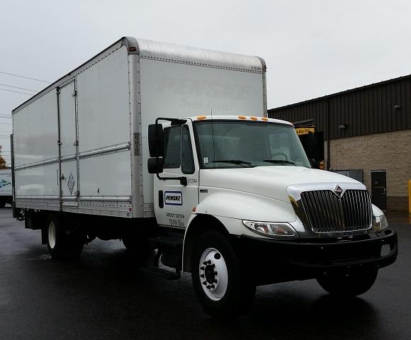 Medium Duty Box Truck-Light and Medium Duty Trucks-International-2012-4300-PORTLAND-OR-146,523 miles-$33,250