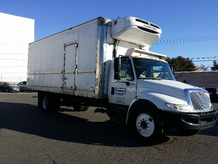 Reefer Truck-Light and Medium Duty Trucks-International-2012-4300-BRAINTREE-MA-119,345 miles-$34,250