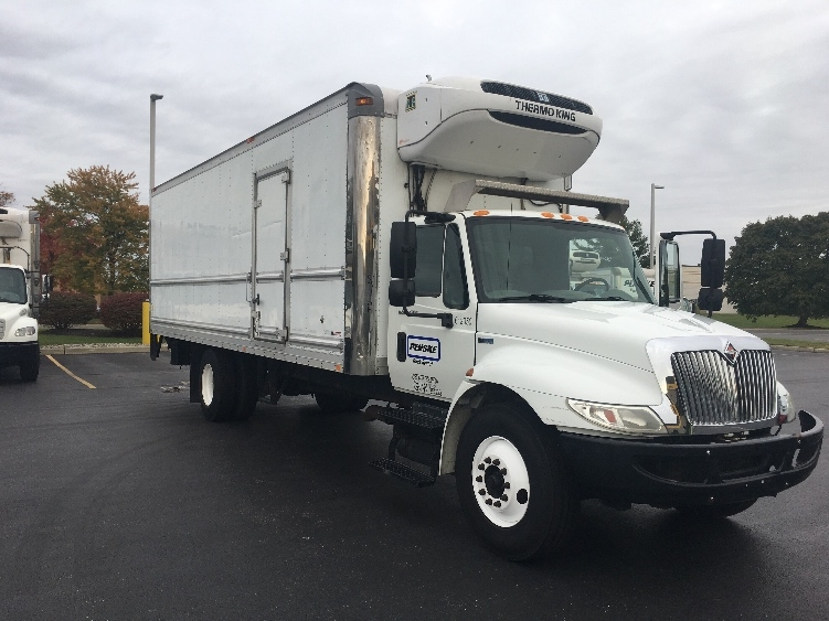 Reefer Truck-Light and Medium Duty Trucks-International-2012-4300-KING OF PRUSSIA-PA-178,830 miles-$28,250