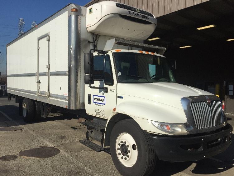 Reefer Truck-Light and Medium Duty Trucks-International-2012-4300-NORTH BERGEN-NJ-180,721 miles-$39,750