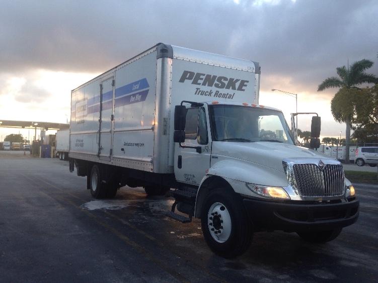 Medium Duty Box Truck-Light and Medium Duty Trucks-International-2012-4300-BIRMINGHAM-AL-152,689 miles-$30,750