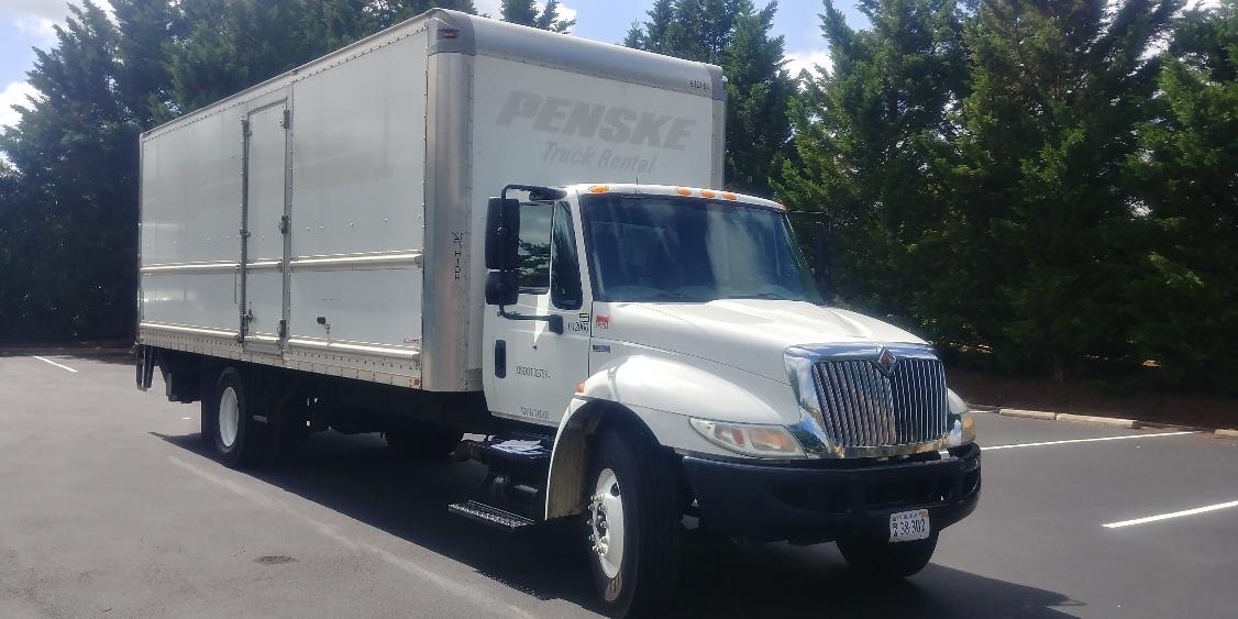 Medium Duty Box Truck-Light and Medium Duty Trucks-International-2012-4300-CAPITOL HEIGHTS-MD-134,423 miles-$31,750