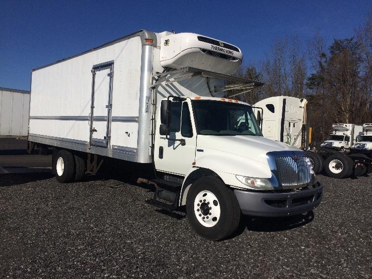 Reefer Truck-Light and Medium Duty Trucks-International-2012-4300-MEBANE-NC-150,893 miles-$38,500