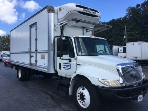 Reefer Truck-Light and Medium Duty Trucks-International-2012-4300-CONYERS-GA-162,323 miles-$39,000