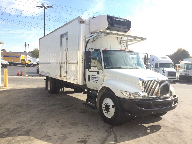 Reefer Truck-Light and Medium Duty Trucks-International-2012-4300-NORCROSS-GA-145,285 miles-$33,750