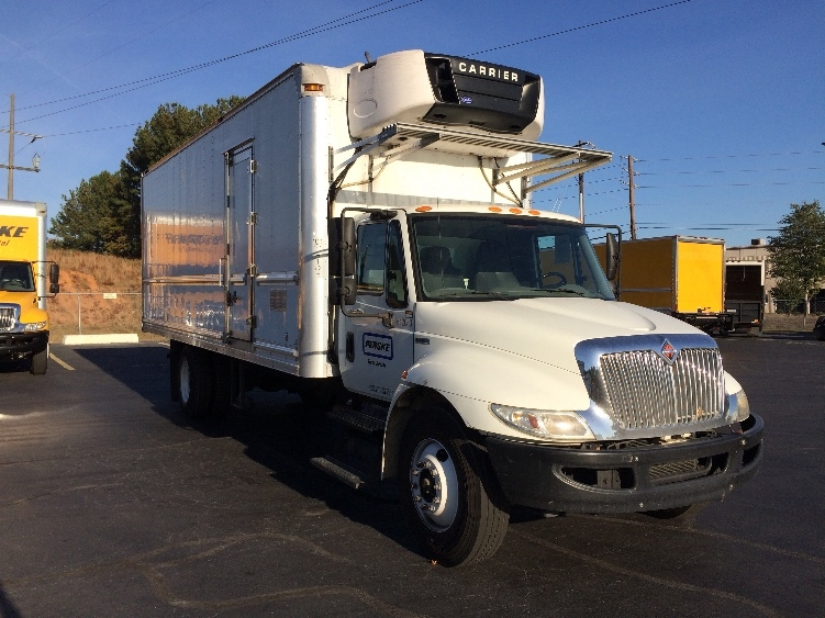 Reefer Truck-Light and Medium Duty Trucks-International-2012-4300-CONYERS-GA-149,022 miles-$38,000