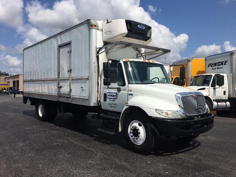 Reefer Truck-Light and Medium Duty Trucks-International-2012-4300-ORLANDO-FL-147,142 miles-$33,250