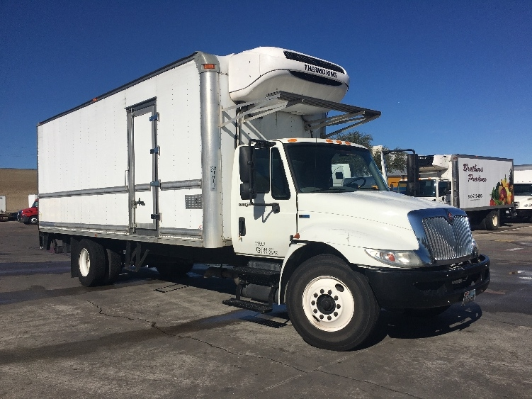Reefer Truck-Light and Medium Duty Trucks-International-2012-4300-GARLAND-TX-124,904 miles-$35,500