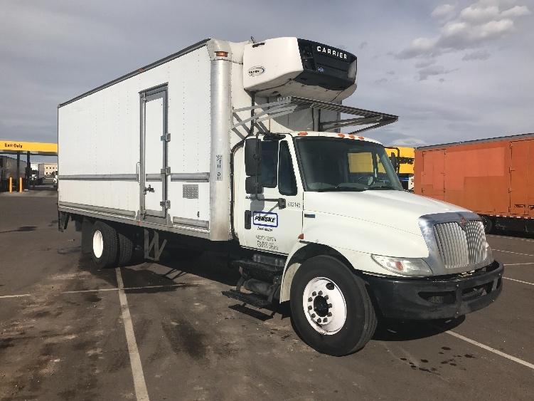 Reefer Truck-Light and Medium Duty Trucks-International-2012-4300-DENVER-CO-158,876 miles-$38,000