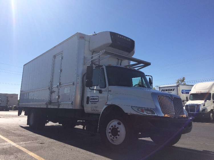 Reefer Truck-Light and Medium Duty Trucks-International-2012-4300-ALBUQUERQUE-NM-105,160 miles-$41,750