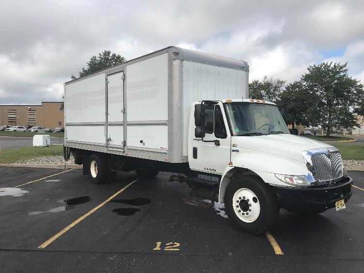 Medium Duty Box Truck-Specialized Equipment-International-2012-4300-SWEDESBORO-NJ-77,807 miles-$34,000