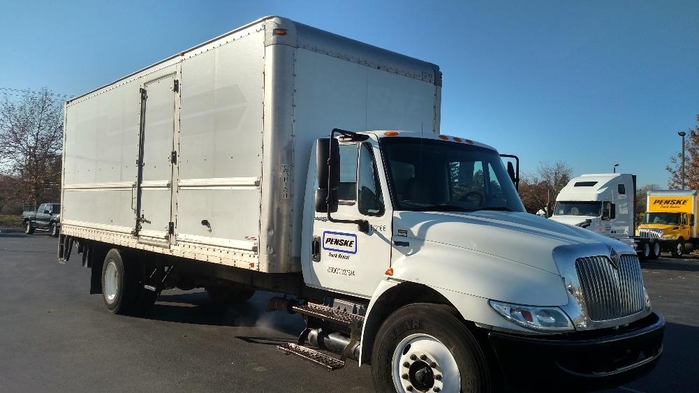 Medium Duty Box Truck-Light and Medium Duty Trucks-International-2012-4300-NEW CASTLE-DE-130,015 miles-$25,500