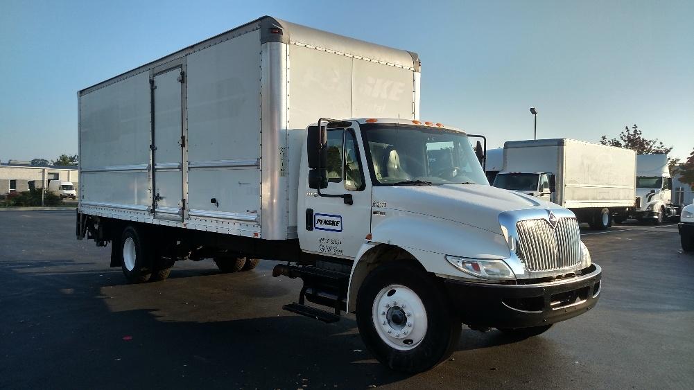 Medium Duty Box Truck-Light and Medium Duty Trucks-International-2012-4300-NEW CASTLE-DE-159,724 miles-$32,750